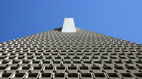 Efficient by design, Transamerica Pyramid earns Platinum LEED | sustainable architecture | Scoop.it