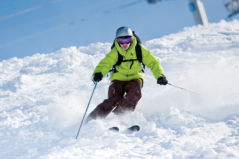 Prepare the body and mind before hitting the slopes - San Francisco Examiner | Sports | Scoop.it