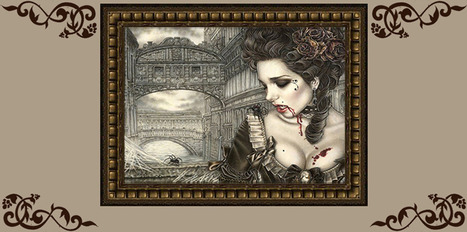 Victoria Francés Fantasy: Steampunk | Choose Steampunk | Scoop.it