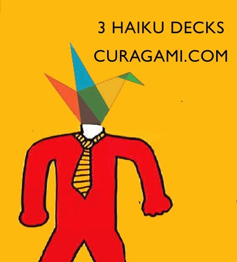 Invisible Giants Curating Content - 3 @HaikuDeck via @Curagami | Marketing Revolution | Scoop.it