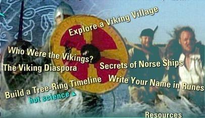 NOVA Online | The Vikings | Very Social Social Studies | Scoop.it