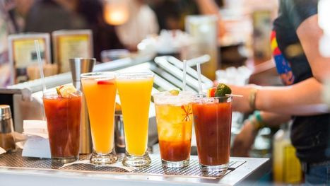 How Bottomless Booze Became an Irresistible Brunch Pairing | Urban eating | Scoop.it