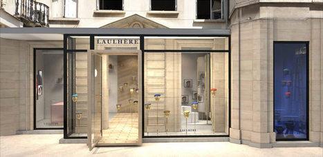 Laulhère ouvre son premier flagship à Paris | RETAILex : Nouveaux concepts et nouvelles tendances On & Offline | Scoop.it