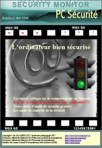 Cours gratuits sur la sécurité PC et Internet | Free Tutorials in EN, FR, DE | Scoop.it