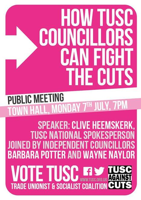 Public meeting | Leicester | Scoop.it