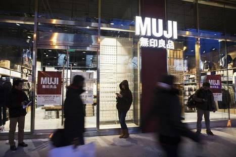 Japanese retailer Muji styles ambitious global expansion plan | Asian market expansion | Scoop.it
