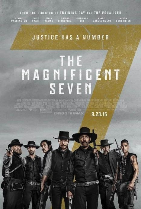 » مشاهدة فيلم The Magnificent Seven 2016 مترجم   mazika4way   Scoop.it