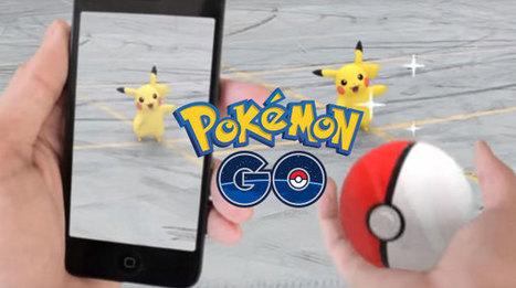 Tutti pazzi per Pokémon Go | Pianeta Psicologia | Scoop.it