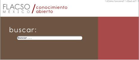 Repositorio FLACSO-México | Conocimiento Abierto | Maestr@s y redes de aprendizajes | Scoop.it