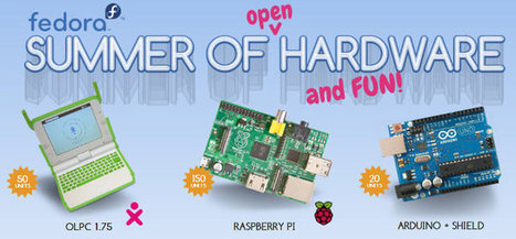 Fedora To Give Away Raspberry Pis, OLPC 1.75 Laptops and Arduinos to Developers | Embedded Systems News | Scoop.it