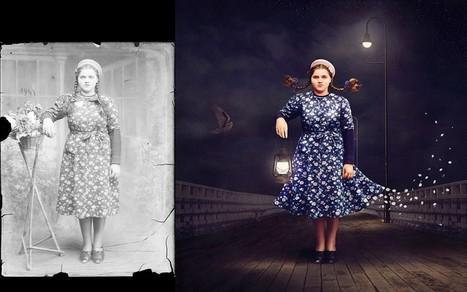 Jane Long - Dancing with Costica | LensCulture | Photographie de grossesse, d'enfant et photomanipulation | Scoop.it