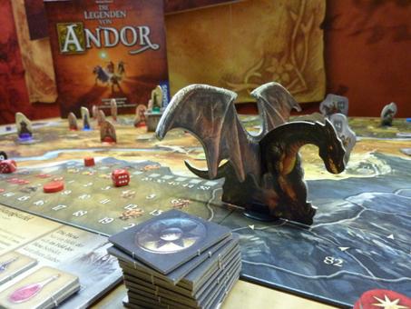 Andor ! Le jeu de rôle servi sur un plateau - La présentation - Gardoum Army | Inspiration Rôlistique | Scoop.it