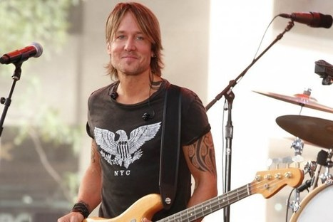 Keith Urban Launching 'Ripcord' With Live Streaming Concert | Country Music Today | Scoop.it