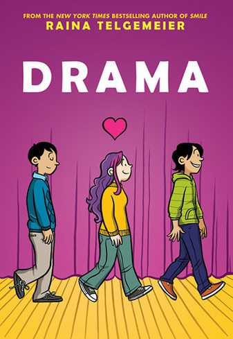Interview with Raina Telgemeier | Teenreads | Infotext sources for middle school | Scoop.it