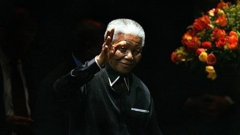 Fallece el expresidente de Sudáfrica Nelson Mandela   Conoceran la verdad, y la verdad les hará libres : El Maestro   Scoop.it