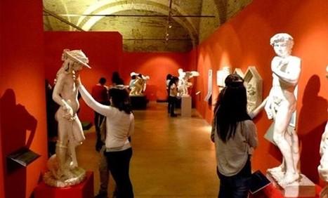 17 Maggio Notte dei Musei: Inaugurazione Mostra I Sensi nel drappeggio  al Museo Tàttile Statale Omèro | Marche for Family | Scoop.it