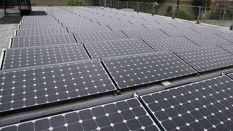 Demand for solar power in the city has increased twelvefold since 2012 | The EcoPlum Daily | Scoop.it
