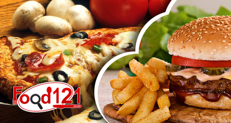 Fast food-a perk to your diet - FOOD121 | Online Food Delivery In UK | Food | Scoop.it