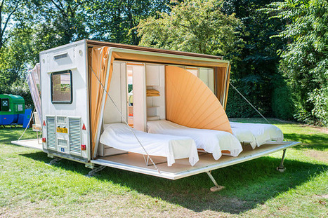Trailer Transforms Into A House   trwindowservices   Scoop.it