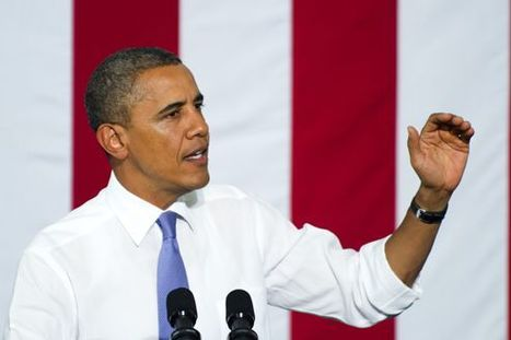 Barack Obama établit une «ligne rouge» en Syrie - Le Figaro | Election présidentielle aux Etats Unis d'Amérique | Scoop.it
