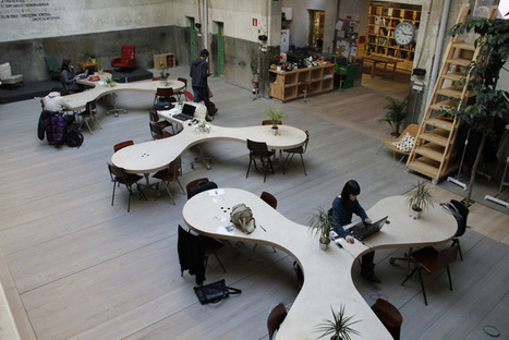 Quitting the cubicle farm for coworking | Splaces of work | Scoop.it