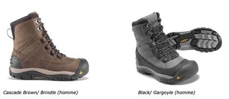 KEEN présente deux nouveaux modèles de chaussures d'hiver ... - I-Trekkings | Actualite chaussure | Scoop.it