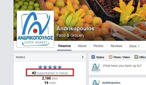 Facebook teste l'affichage du classement des Pages locales - #Arobasenet | Médias et réseaux sociaux | Scoop.it