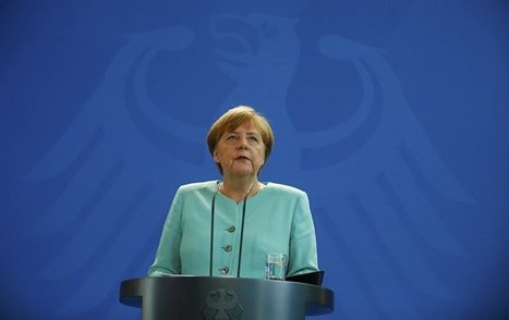 Merkel Calls on Europe to Learn Lesson From Britain's Decision to Leave EU | Global politics | Scoop.it