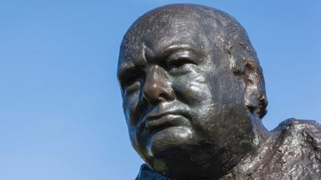 The 10 greatest controversies of Winston Churchill's career - BBC News | World at War | Scoop.it