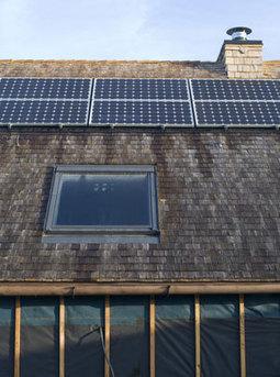 Quel est actuellement le tarif de rachat d'électricité photovoltaïque ? | Immobilier | Scoop.it