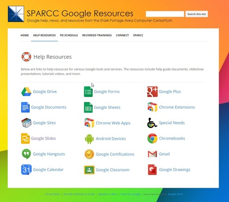 Help Resources - Google Resources | Time to Learn | Scoop.it