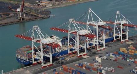 Port de Dunkerque : 242 millions d'euros vont être investis d'ici 2018 | EMR | Scoop.it