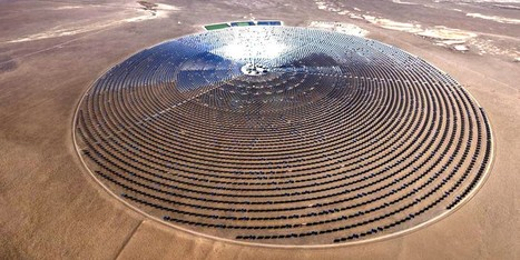 World's Largest Solar Project Would Generate Electricity 24 Hours a Day, Power 1 Million U.S. Homes   Sustainable Living Through Technology and Nature   Scoop.it
