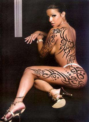 #12 She Belongs to the Tribe | social-hype.com | Tattooed | Scoop.it