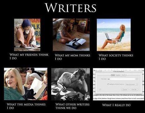 Writers | What I really do | Scoop.it