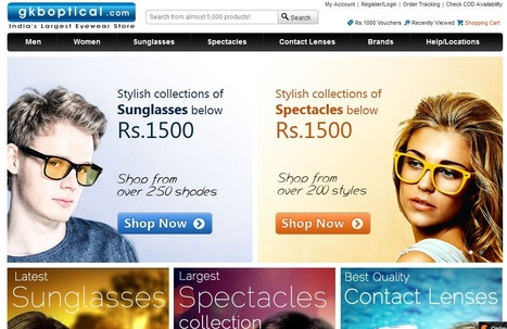 Online Men Sunglasses Shopping | Online eyewear shopping | Scoop.it