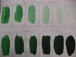 5th grade Value Paintings | Mrs. Siegel's Art Blog | 5th Grade Student Blogs | Scoop.it