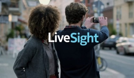 Windows Phone 8 adds Augmented Reality features with Nokia LiveSight | Augmented Reality News and Trends | Scoop.it
