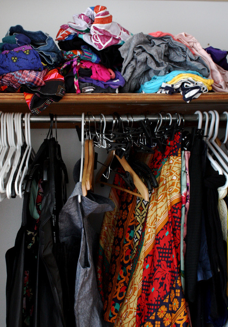How to Stop Buying Clothes You Never Wear | How to build a perfect wardrobe? | Scoop.it