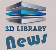 SERVICE DE MODELISATION ET DE NUMERISATION 3D | 3D Library | Scoop.it