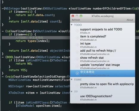 XToDo | iOS Dev | Scoop.it