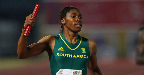Caster Semenya and the Logic of Olympic Competition - The New Yorker   Sport, Education & the Media.   Scoop.it