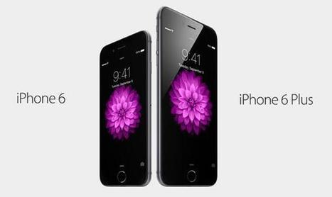 Apple iPhone 6 anunciado oficialmente | Tecnología 2015 | Scoop.it