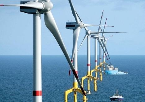 Scotland: A Major Destination for Offshore Wind   Online Market Research   Scoop.it