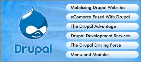 Hire Drupal Expert for Exceptional Drupal Web Development Services | attuneuniversity | Scoop.it