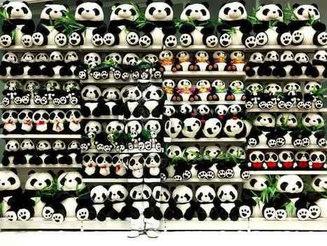 Exposition: Liu Bolin à la galerie Paris-Beijing   un peu de détente   Scoop.it