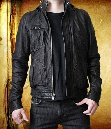 Ghost Protocol Mission Impossible Jacket | Tom Cruise Leather Jacket | Hexder | Scoop.it