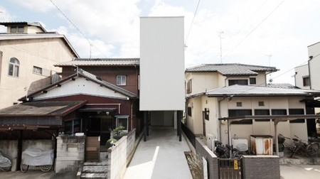 How small is too small? Japanese home is just 3 meters wide | Real Estate Plus+ Daily News | Scoop.it