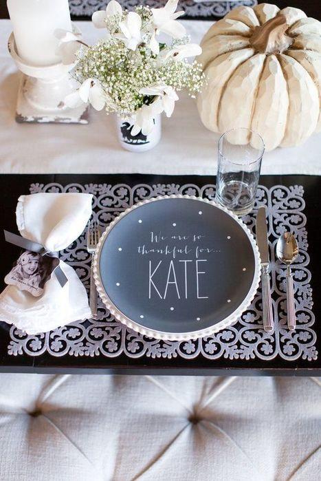 thanksgiving decor - evolve design build | interior design | Scoop.it