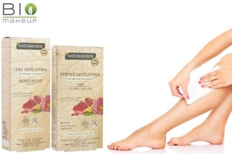 Prodotti per la depilazione NaturaVerde BIO   Biomakeup: cosmesi eco bio e classica!   Scoop.it